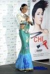 Miss Sri Lanka 2010 Ishanka Madurasinghe poses during the Miss Universe national costume event in Las Vegas