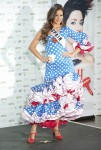 Miss Spain 2010 Adriana Reveron poses during the Miss Universe national costume event in Las Vegas