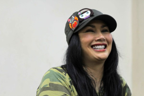 Titi DJ Jelang Konser Hijau 'Swara Sang Dewi'