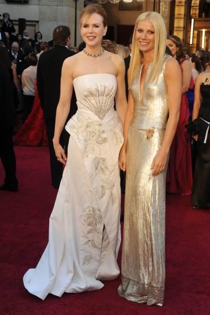 Nicole Kidman - Gwyneth Paltrow