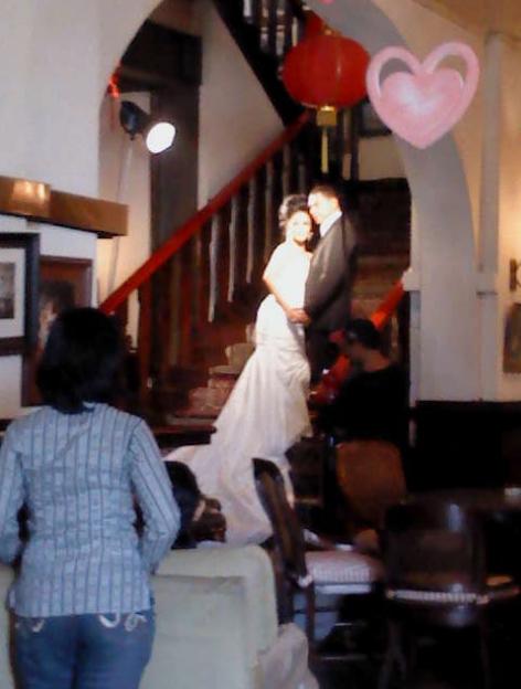 Foto Pre Wedding Krisdayanti Raul Lemos