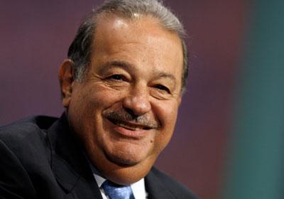 Carlos Slim - Terkaya 2011
