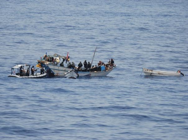 Pada Desember 2009, perompak Somalia membebaskan 27 awak kapal kargo Ariana milik Yunani yang sudah disandera selama 7 bulan setelah menerima uang tebusan sebesar 1,7 juta Euro.