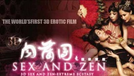 Film Komedi Porno 3D Sex and Zen: Extreme Ecstasy