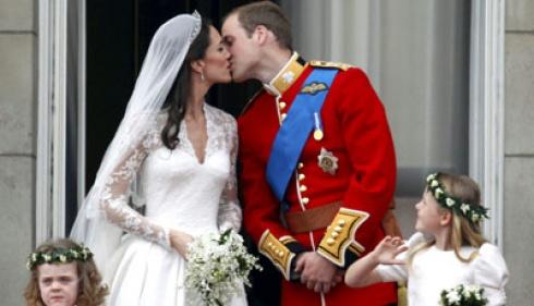 Ciuman Pangeran William yang Menyihir Dunia
