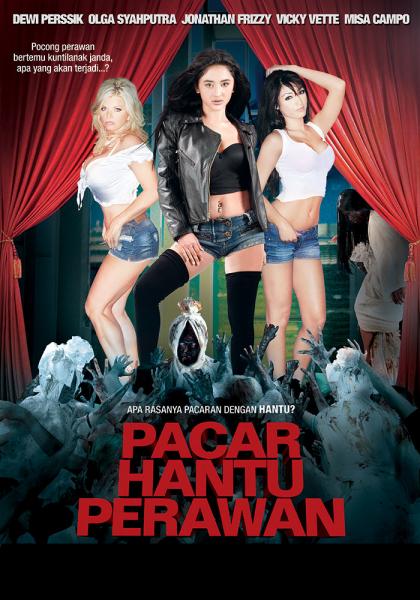 Poster Film PACAR HANTU PERAWAN