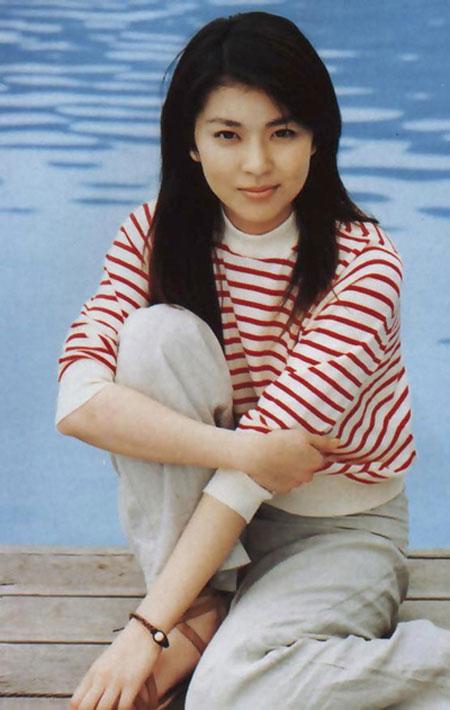 Foto 10 Wanita 'Terpanas' di Jepang