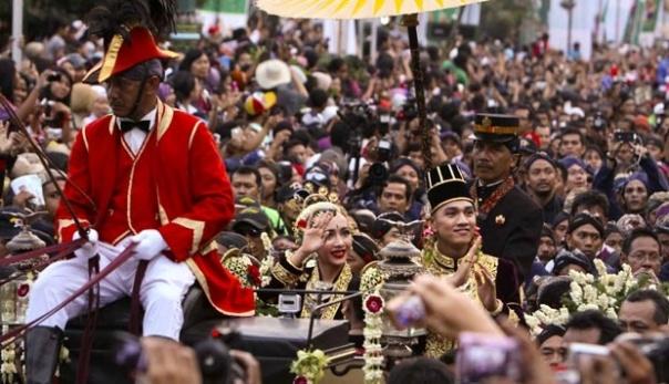 Royal Wedding Keraton Yogyakarta