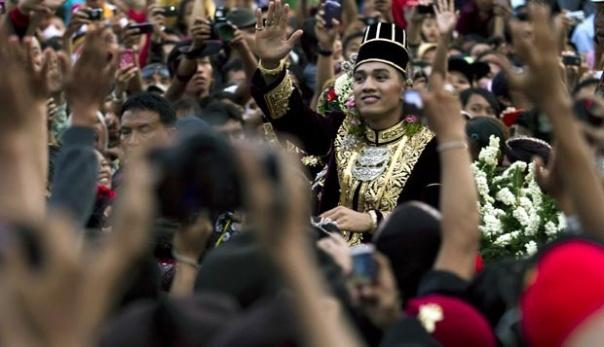 Royal Wedding) Keraton Yogyakarta