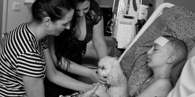 Talia Joy Castellano - Gadis Cantik Pejuang Kanker Kini Telah Pergi (5/5)