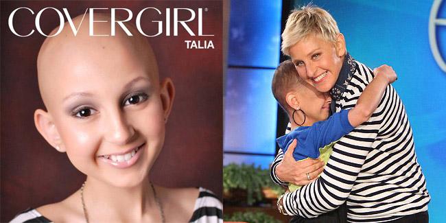 Talia Joy Castellano - Gadis Cantik Pejuang Kanker Kini Telah Pergi (3/5)